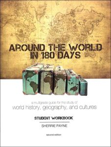 Apologia Around The World In 180 Days Complete Set 2nd Edition