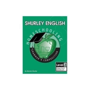 Shurley English Level 3 Practice Booklet Homeschool Edition