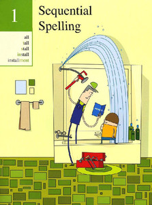 AVKO Sequential Spelling Level 1 Student Book Revised