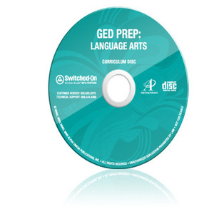 SOS Switched On Schoolhouse GED Preparatory Language Arts