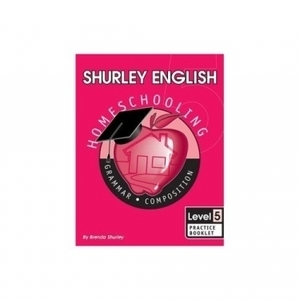 Shurley English Level 5 Homeschool Edition Practice Booklet