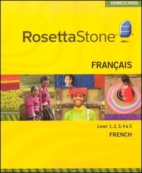 Where to buy Rosetta Stone - Learn French (Level 1, 2, 3, 4 & 5 Set)? Which version should you buy?