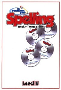A Reason for Spelling Weekly Theme Story Cds Level B