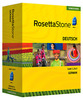 Rosetta Stone German Level 1, 2, & 3 Homeschool Set