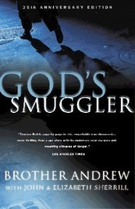 Image result for god's smuggler