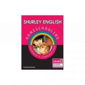 Shurley English Level 5 Homeschool Edition Student Workbook