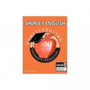 Shurley English Level 2 Homeschool Edition Practice Booklet