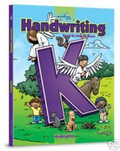 A Reason For Handwriting, Kindergarten