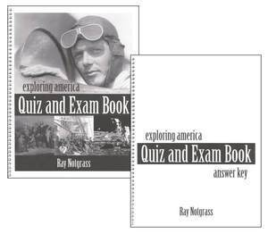 Notgrass Exploring America Quiz & Exam Pack