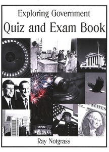 Notgrass Exploring Government Quiz and Exam Pack