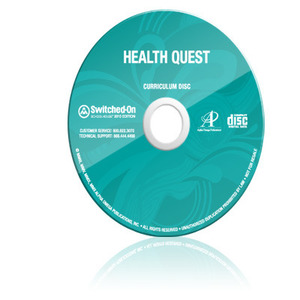 Switched On Schoolhouse Health Quest Elective Grades 4-7