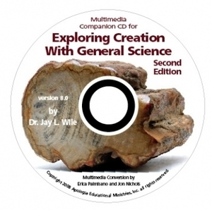 Apologia Exploring Creation with General Science Companion CD-Rom