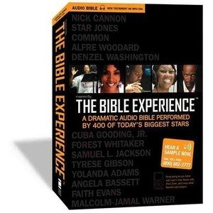 Inspired By . . . The Bible Experience: The Complete Bible on Mp3