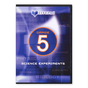 AOP Lifepac Science Experiments Grade 5 Dvd