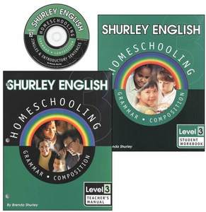 Shurley English Method Level 3 Homeschool Grammar Kit
