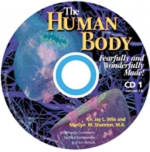 Apologia The Human Body Fearfully & Wonderfully Made Cd