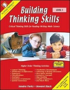 Building Thinking Skills Level 1 Student Bk and Teacher Guide Grd 2-3
