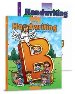 A Reason for Handwriting Manuscript Writing Grade 2 Complete Set