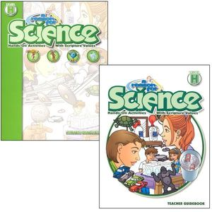 A Reason For Science Level H Grade 8 Student Books + Teacher's Guidebook